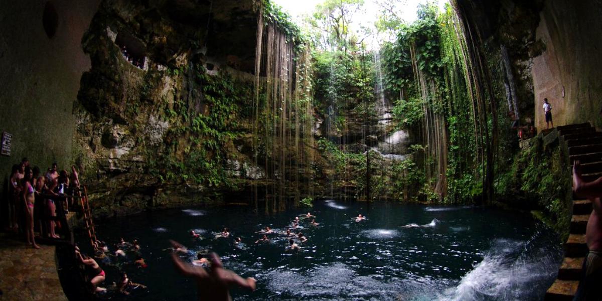 Cenote – uskakanje u majanski podzemni svijet