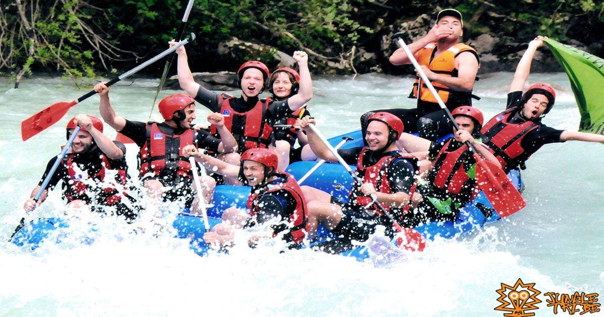 Nezaboravni rafting Tarom