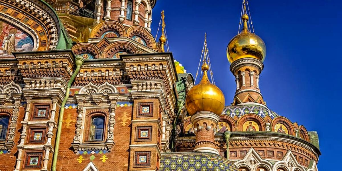 Sanit Petersburg -  Prozor carstva ka zapadu